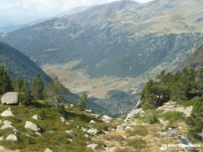 Andorra -- País de los Pirineos;rutas la pedriza senderismo ruta senderismo la pedriza ruta a pie ma